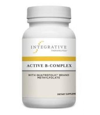 Integrative Therapeutics- Active B-complex 60 Veg Caps (Pack of 2)