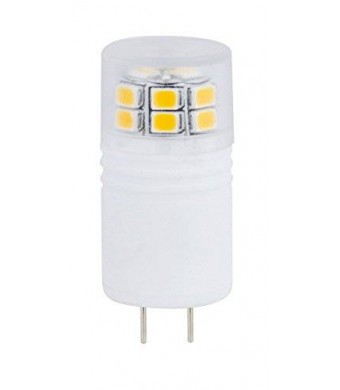Newhouse Lighting G8 LED Bulb Halogen Replacement Lights, 3W (25W Equivalent), Bi-Pin, 280 Lumens, 120V, 3000K