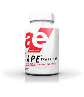 AthleticEdge Athletic Edge Ape Darknight Testosterone Booster, 90 Count