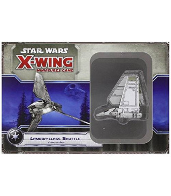 Fantasy Flight Games Star Wars X-Wing: Lambda-Class Shuttle Expansion Pack