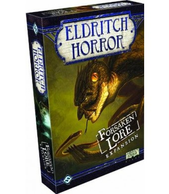 Fantasy Flight Games Eldritch Horror: Forsaken Lore Expansion