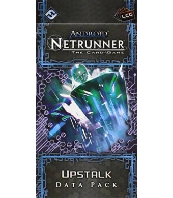 Fantasy Flight Games Android Netrunner LCG: Upstalk Data Pack
