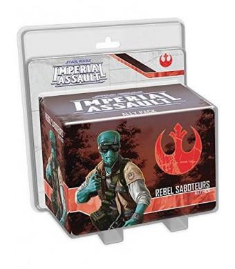Fantasy Flight Games Star Wars Imperial Assault - Rebel Saboteurs Pack