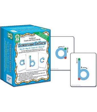 Carson-Dellosa Carson Dellosa Key Education Textured Touch and Trace: Lowercase Manipulative (846012)