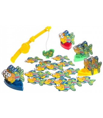 Mattel Playchest Games Go Fish