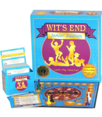 Game Development Group Wit's End Junior Board Game