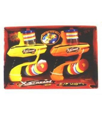 Toysmith Zip Shot Twin Pack