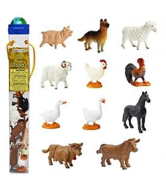 Safari Ltd. Safari Ltd Farm TOOB