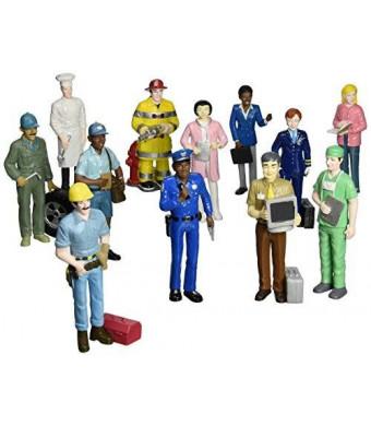 Marvel Education Company Pretend Professionals 12 Pretend Career Figures Creative Minds