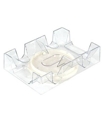 CHH Quality Product Dual Deck Revolving Card Holder