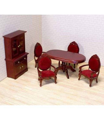 Melissa & Doug Melissa and Doug Deluxe Doll - House Dining Room Furniture