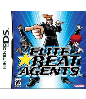 Nintendo Elite Beat Agents NDS