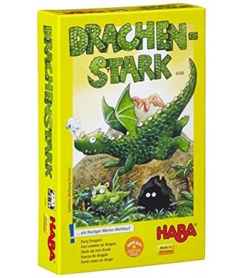 HABA Fiery Dragons Game