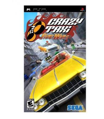 Sega Crazy Taxi: Fare Wars - Sony PSP