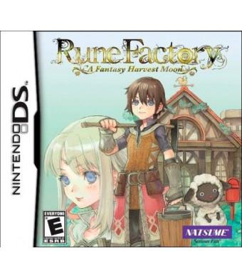 Natsume Rune Factory: A Fantasy Harvest Moon