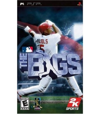 2K Games The Bigs - Sony PSP