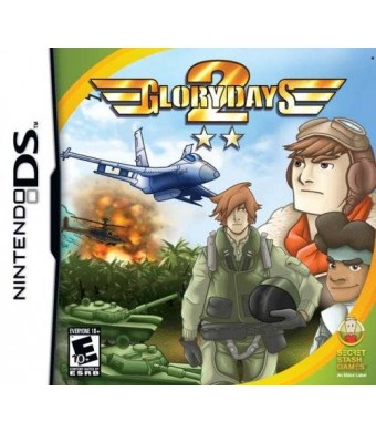 Square Enix Glory Days 2 - Nintendo DS
