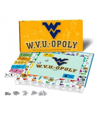 Late for the Sky West Virginiaopoly