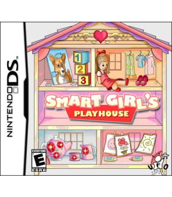 Tommo Smart Girls: Playhouse - Nintendo DS