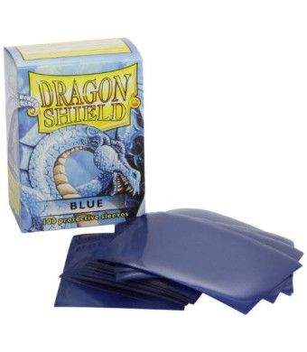 Dragon Shield Protective Card Sleeves (100 Count), Blue