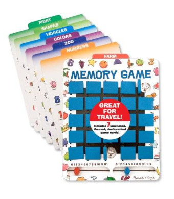Melissa & Doug Melissa and Doug Travel Memory Game