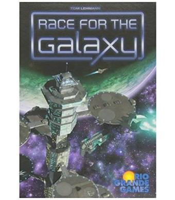 Rio Grande Games Race For The Galaxy