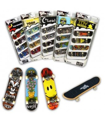 Spin Master Tech Deck 96MM Fingerboards 4 Pack (Styles vary)
