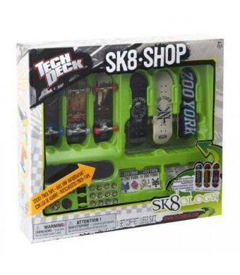 Spin Master Tech Deck - SK8 Skate Shop Bonus Pack (Styles Vary)