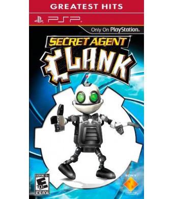Sony Secret Agent Clank