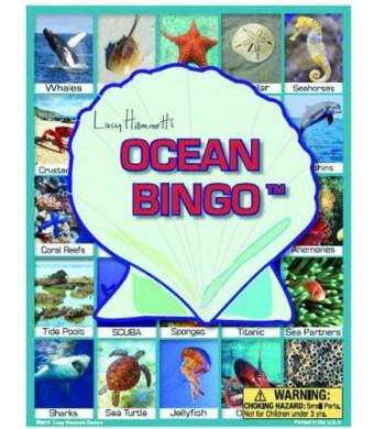 Lucy Hammett Games Ocean Bingo Board Game