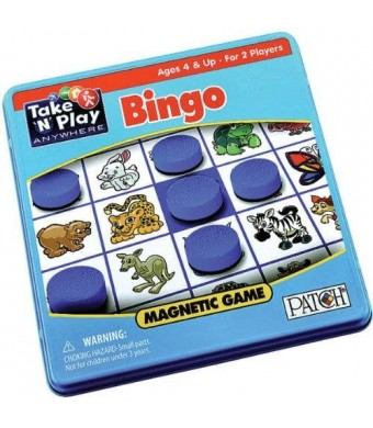 Patch Bingo - Take 'N' Play Anywhere Game