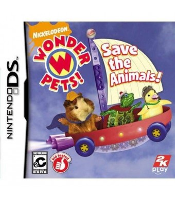 2K The Wonder Pets!: Save the Animals - Nintendo DS