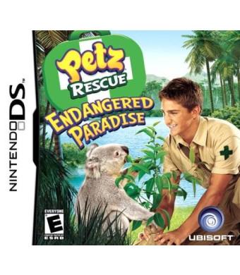 Ubisoft Petz Rescue Endangered Paradise - Nintendo DS