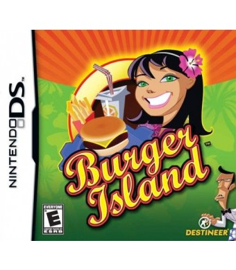 Destineer Burger Island - Nintendo DS