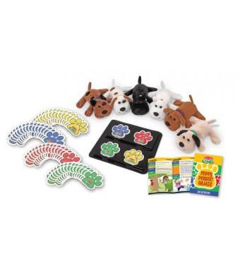 Melissa & Doug Melissa and Doug Puppy Pursuit Games(Doggy Detectives Game)
