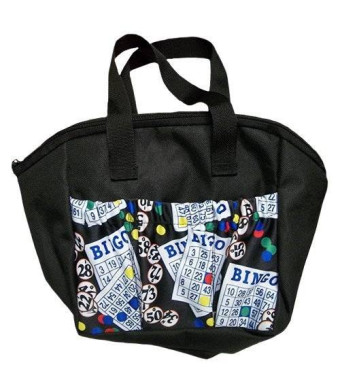 "SII INTL NEW!!! ""Bingo"" #1 Dauber 6 Pocket Tote Bag"