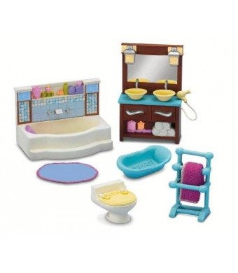 Fisher-Price Fisher Price Loving Family Bathroom