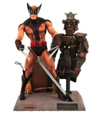 Diamond Select Marvel Select: Wolverine Action Figure