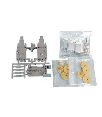Tamiya 70097 Twin Motor Gearbox Assembly Set