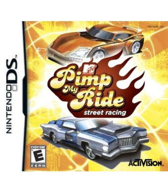 Activision Pimp My Ride: Street Racing - Nintendo DS