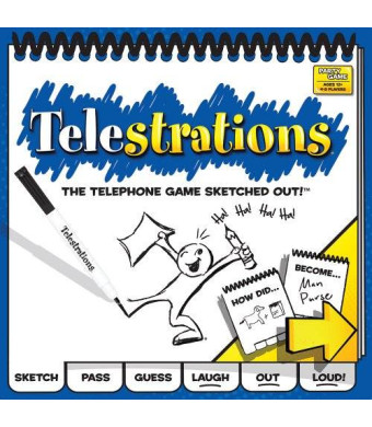 USAopoly Telestrations 8 Player - The Original