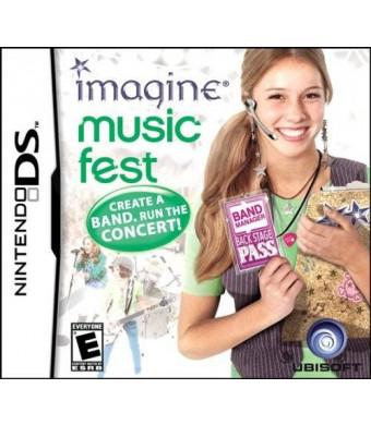 Ubisoft Imagine Music Fest - Nintendo DS
