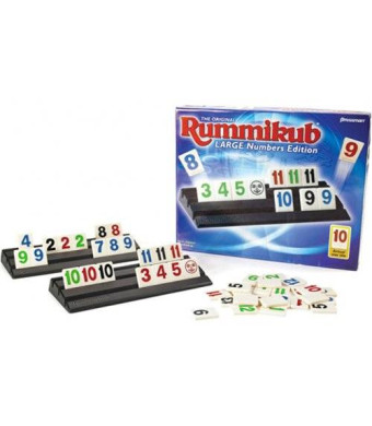 Pressman Toy Rummikub Large Number Edition