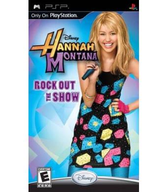 Disney Interactive Studios Hannah Montana: Rock Out the Show - Sony PSP