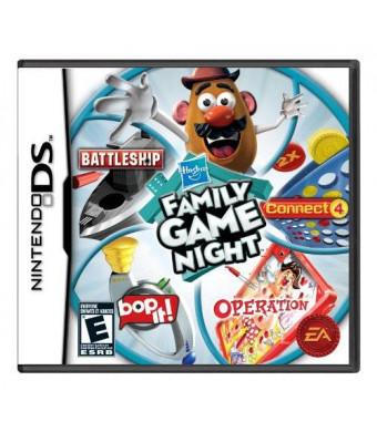 Electronic Arts Hasbro Family Game Night - Nintendo DS