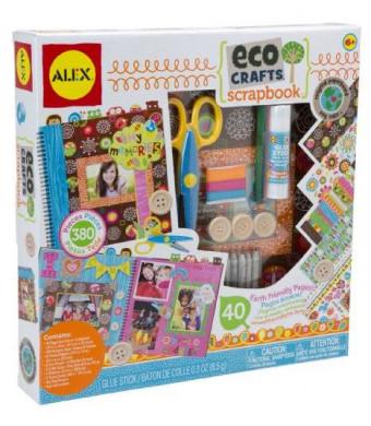 ALEX Toys - My Eco Crafts Scrapbook Set 166W