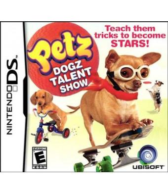 Ubisoft Petz Dogz Talent Show - Nintendo DS