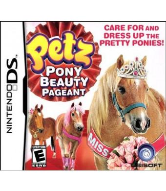 Ubisoft Petz Pony Beauty Pageant - Nintendo DS
