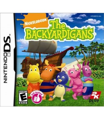 2K The Backyardigans - Nintendo DS