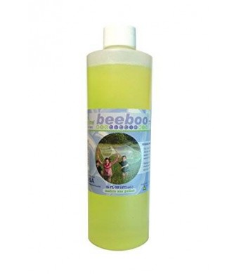 Extreme Bubbles, Inc. beeboo Big Bubble Mix, 16 fl oz bottle makes one gallon